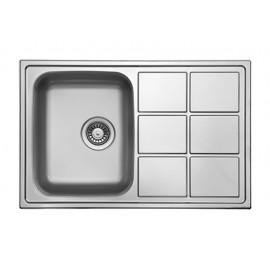 Кухонная мойка ПРОФИ 780.500