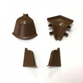 Заглушки для кухонного плинтуса Termoplast