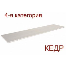 Столешница КЕДР 4-я группа - Цвет: Белый 016/1