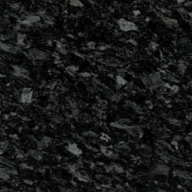 Угловая столешница КЕДР 4-я группа - Цвет: Черный гранит ГЛЯНЕЦ 713/1