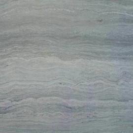 Угловая столешница КЕДР 4-я группа - Цвет: Травертин серый ГЛЯНЕЦ 8345/1