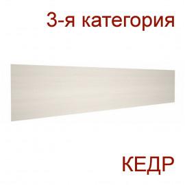 Стеновая панель для кухни КЕДР (3-я категория) - Цвет: Дуб оливковый 7021/M