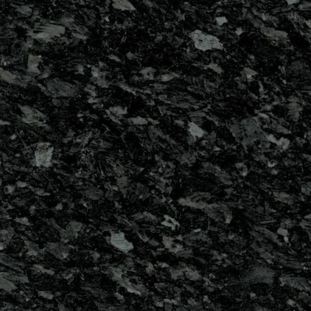 Стеновая панель для кухни КЕДР (4-я категория) - Цвет: Черный гранит ГЛЯНЕЦ 713/1
