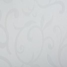 Стеновая панель Троя Стандарт 9-я группа цвет: 0004 Flower Цветы белые