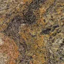 Угловая столешница Троя Стандарт 6-я группа цвет: 6028/R Гранит тигровый