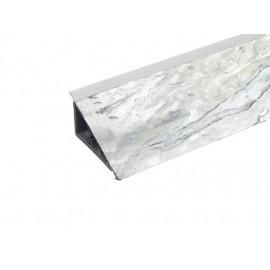 Плинтус PERFETTO-LINE Brazilian marble 8055 (заглушка 219725-006)
