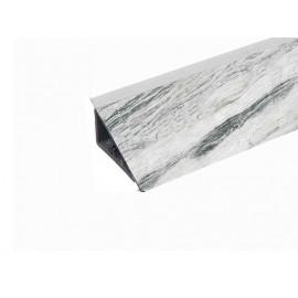 Плинтус PERFETTO-LINE Crystal marble 8040 (заглушка 219725-024)