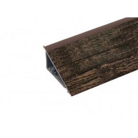 Плинтус PERFETTO-LINE Rustic wood 8070/Rw (заглушка 219725-008)