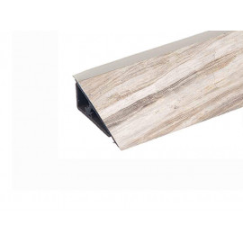 Плинтус PERFETTO-LINE Sandy marble 8050 (заглушка 219725-019)