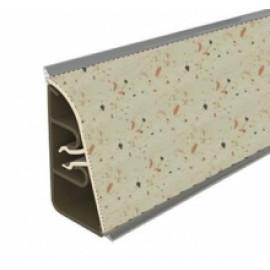 Плинтус для столешницы Thermoplast AP740 Цвет 1004 Песок 3 м