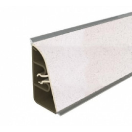 Плинтус для столешницы Thermoplast AP740 Цвет Песок 3 м