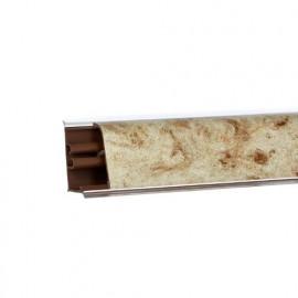 Плинтус для столешницы Korner - Цвет: Юрский камень 20-37-0-382